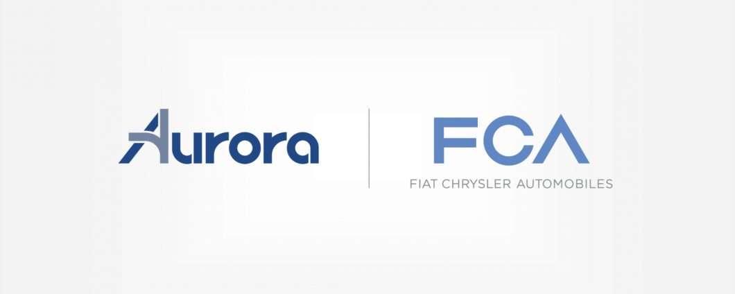 FCA, l'Aurora dei veicoli a guida autonoma