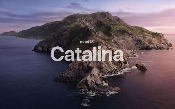 macOS Catalina: arriva oggi l'update 10.15.1