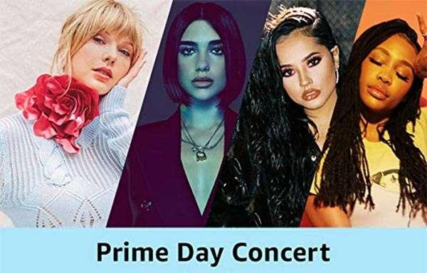 Amazon Prime Day Concert