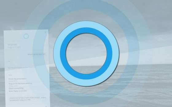 Cortana e Windows, separati in casa