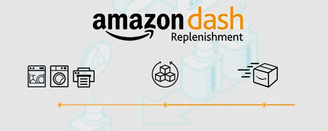 Amazon Dash Replenishment: l'acquisto è smart
