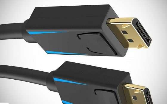 VESA annuncia DisplayPort 2.0 con supporto al 16K