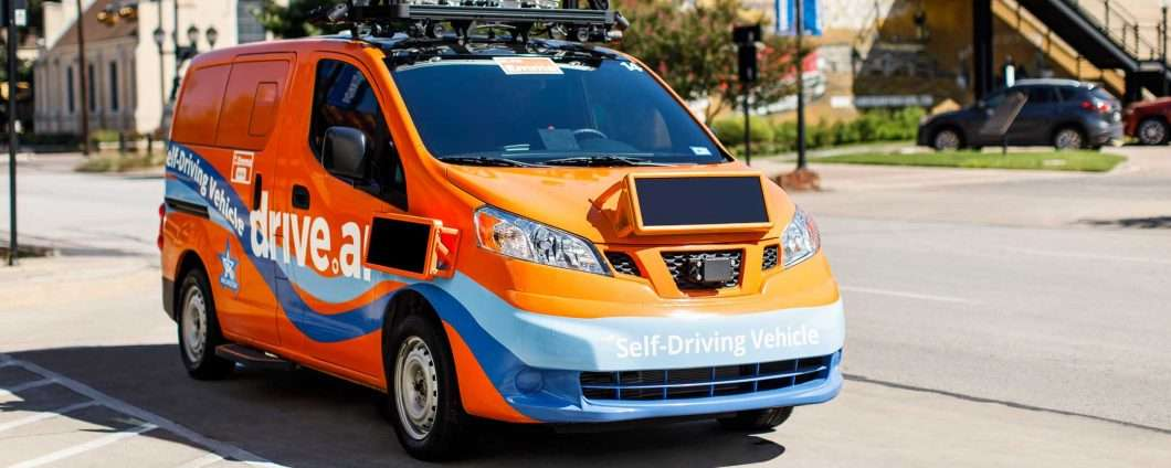 Self-driving car: Apple sta per comprare Drive.ai?