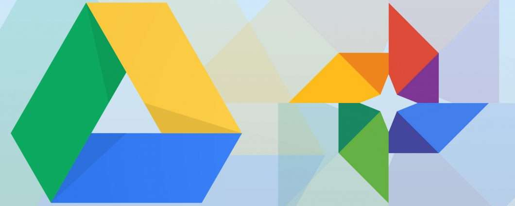 Google Drive e Google Foto saranno indipendenti