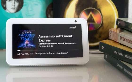 Amazon Echo Show 5 con Alexa da oggi in Italia