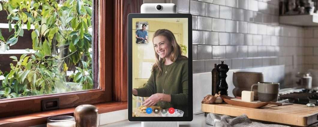 Smart display: Facebook Portal 2 in autunno