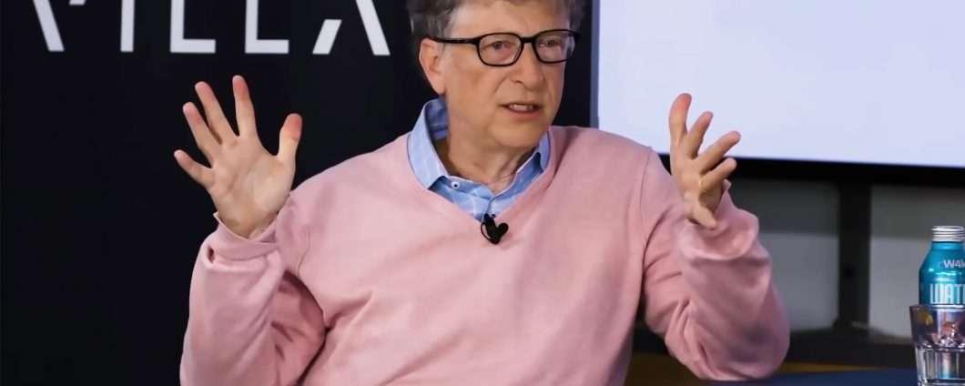 Android e l'errore più grande di Bill Gates