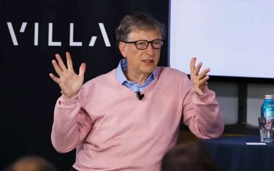 Android e l'errore più grande di Bill Gates