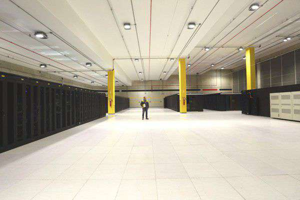 Green Data Center Eni