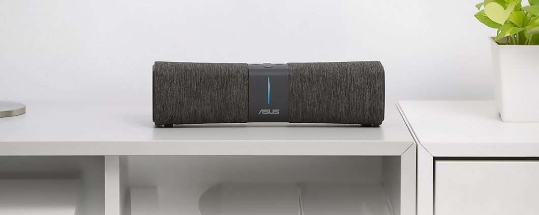 ASUS Lyra Voice: router WiFi, speaker e Alexa