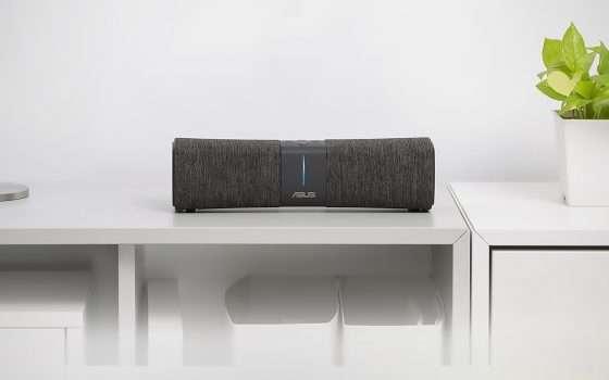ASUS Lyra Voice: router WiFi, speaker e Alexa