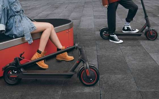 Xiaomi porta Mi Electric Scooter Pro in Italia