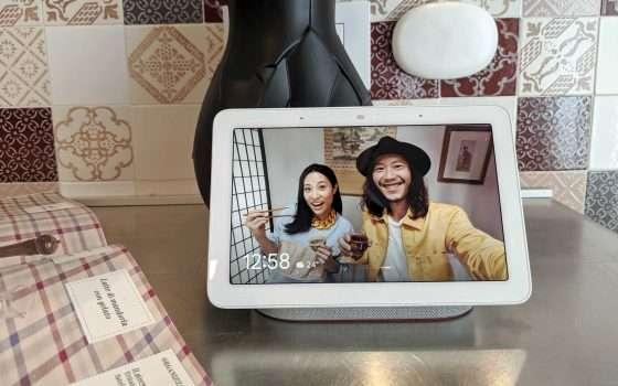 Google, Nest, le smart home e l'Ambient Computing