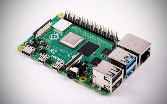 Raspberry Pi 4: uno sconto per l'ottavo compleanno