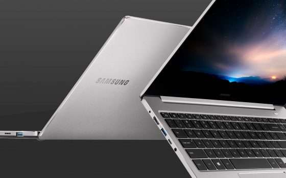 Samsung presenta Notebook 7 e Notebook 7 Force