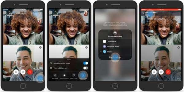 Skype: Screen Sharing