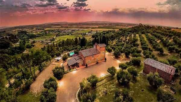Una casa in Toscana su Airbnb Luxe