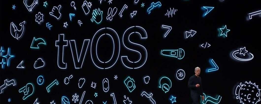 tvOS 13 è ufficiale: multiutente e nuova Home
