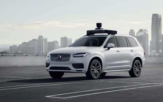 Uber e Volvo accelerano sulla guida autonoma