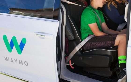Le self-driving car di Waymo in Francia e Giappone