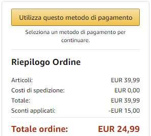 Amazon Fire TV Stick in offerta
