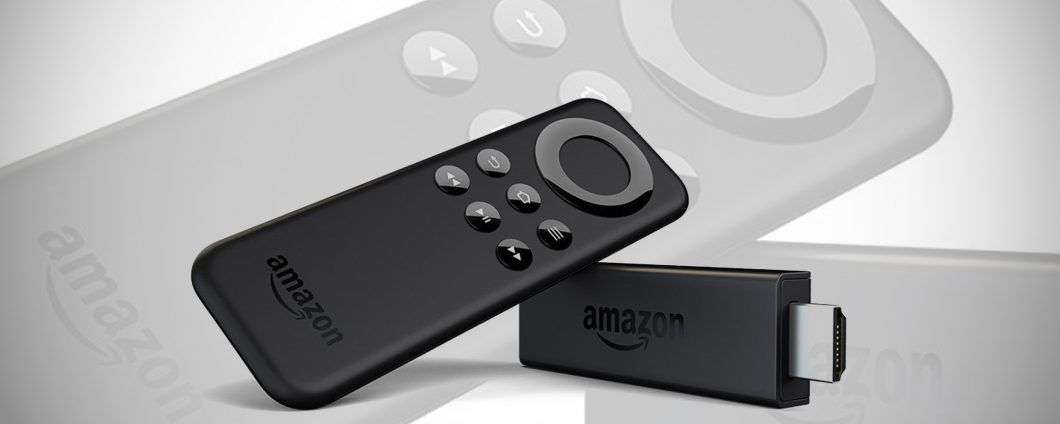 Amazon Fire TV Stick in offerta a 24,99 euro