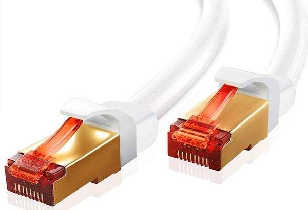 IBRA cavo di rete Ethernet da 15 metri