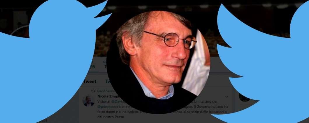 David Sassoli, benvenuto Presidente: idee e tweet