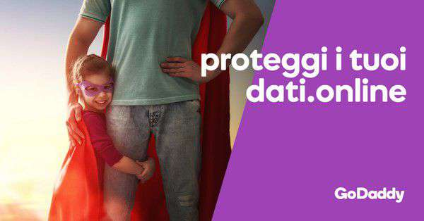GoDaddy: sicurezza dei dati