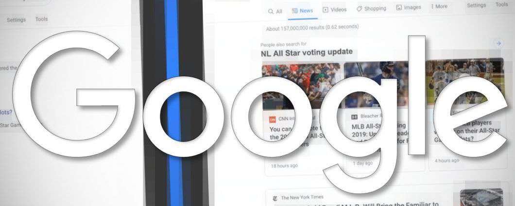 Google rifà il look alle News nelle SERP