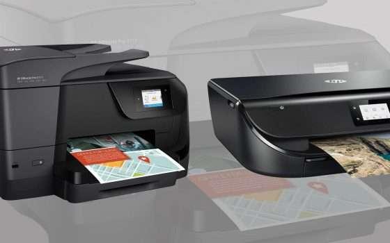 Amazon Prime Day 2019: le stampanti HP in offerta