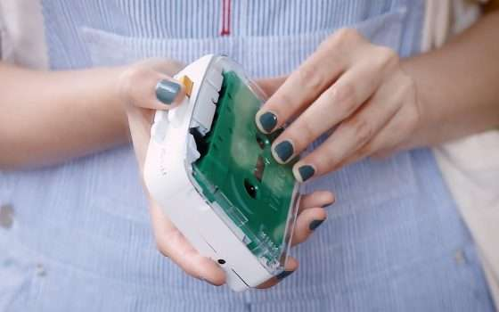 IT'S OK: musicassette e Bluetooth insieme