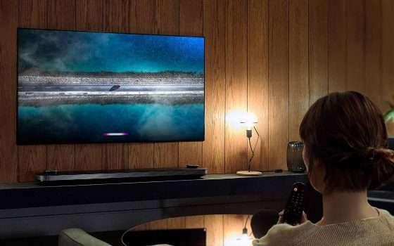 HomeKit e AirPlay 2 per le Smart TV di LG