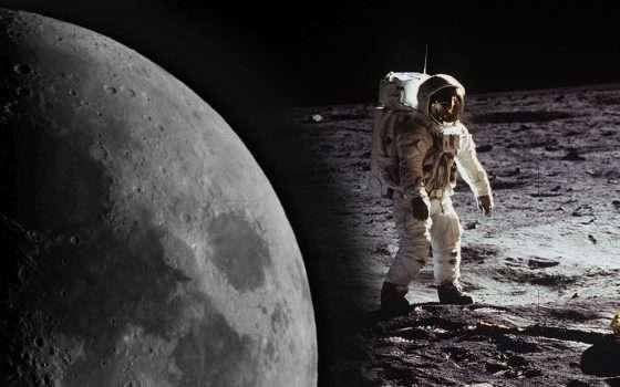 Lo sbarco sulla Luna in diretta (50 anni dopo)