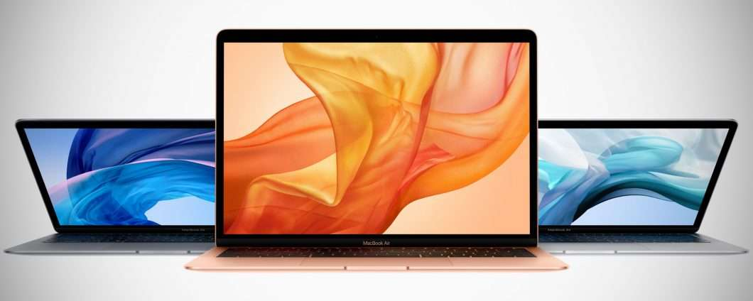 Problemi anche per i MacBook Air del 2018