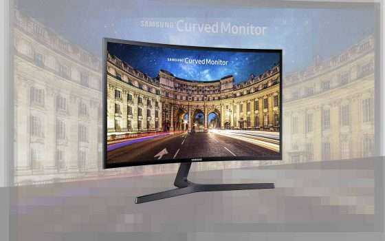 Prime Day: i monitor per PC in sconto su Amazon