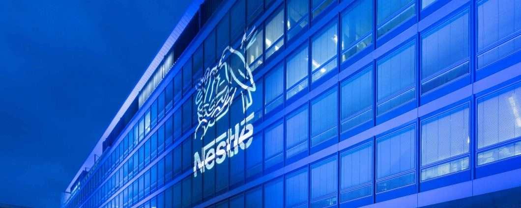 Nestlé: una blockchain per latte e olio di palma