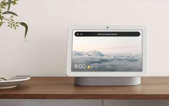 Google Nest Hub Max a settembre negli USA