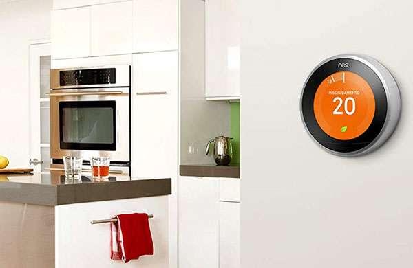 Il termostato intelligente di Nest