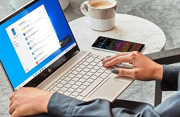 Le notifiche di Android su Windows 10 grazie a Il Tuo Telefono