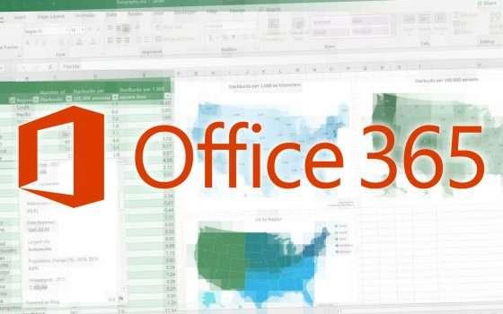 Microsoft Office 365 in offerta per il Prime Day 2019