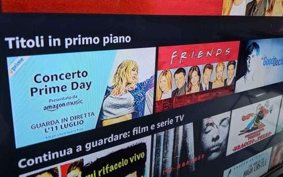 Amazon Prime Video su Chromecast e Android TV