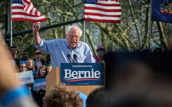 USA 2020: i dipendenti Google per Sanders e Warren