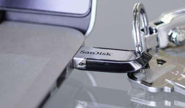 SanDisk Ultra Flair 256 GB, USB 3.0 (150 MB/s)