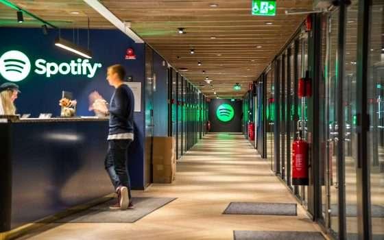 108 milioni di abbonati per la musica di Spotify