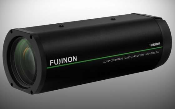 Fujifilm SX800: non la solita videosorveglianza