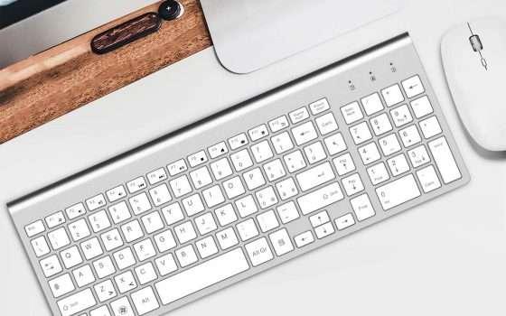 Prime Day: le offerte su tastiere e mouse