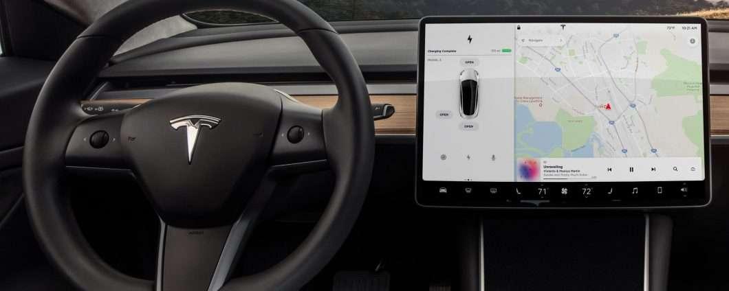 Auto elettriche: un upgrade hardware per le Tesla