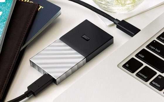 Gli hard disk esterni in offerta per il Prime Day