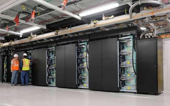 Aitken, il nuovo supercomputer NASA è eco-friendly